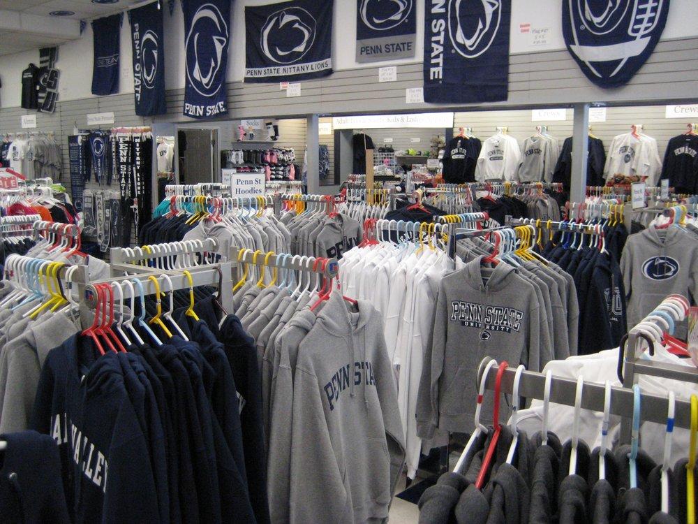Student Book Store: 330 E College Ave, State College, PA