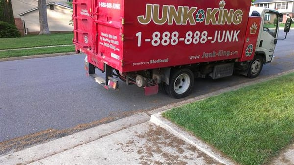 Junk King Indianapolis 9840 N By Northeast Blvd Fishers, IN