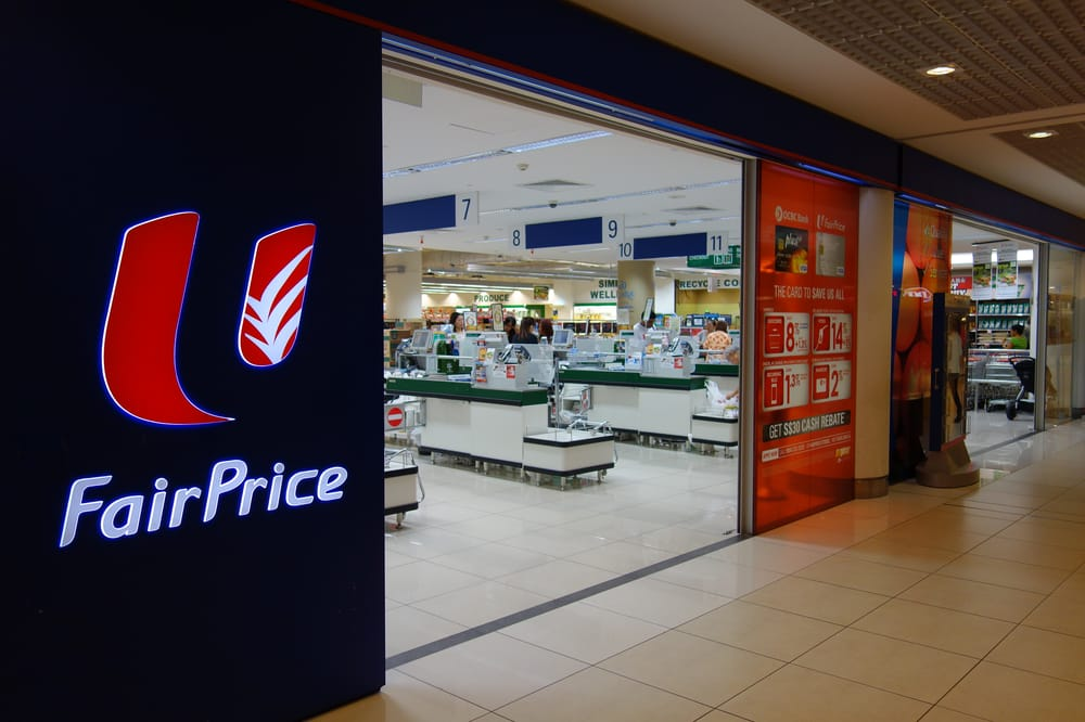 NTUC Fairprice - City Square Mall