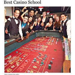 Casino schools in new york