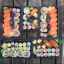 sushi sensei frankfurt