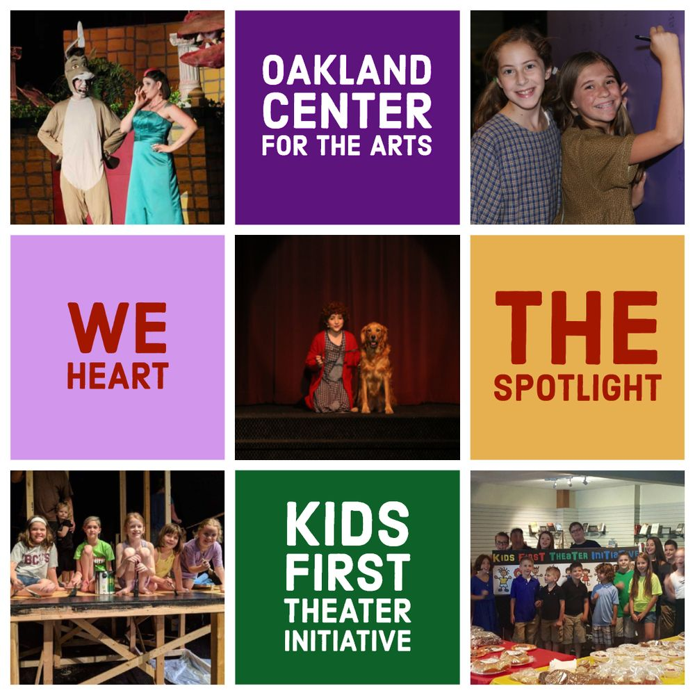 Oakland Center For the Arts: 4749 South Ave, Youngstown, OH