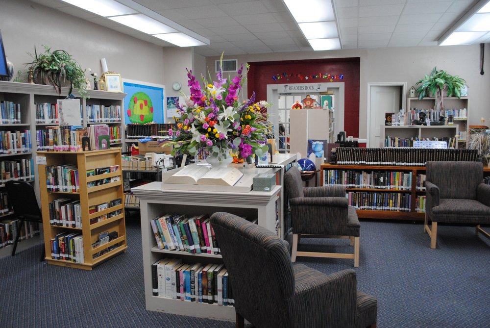 Spencer Penn Center: 475 Spencer-Penn Rd, Spencer, VA