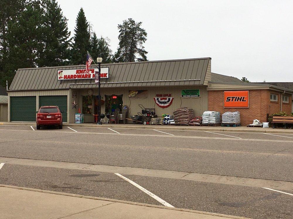 Knitt's Hardware Hank Store: 10359 Main St, Boulder Junction, WI