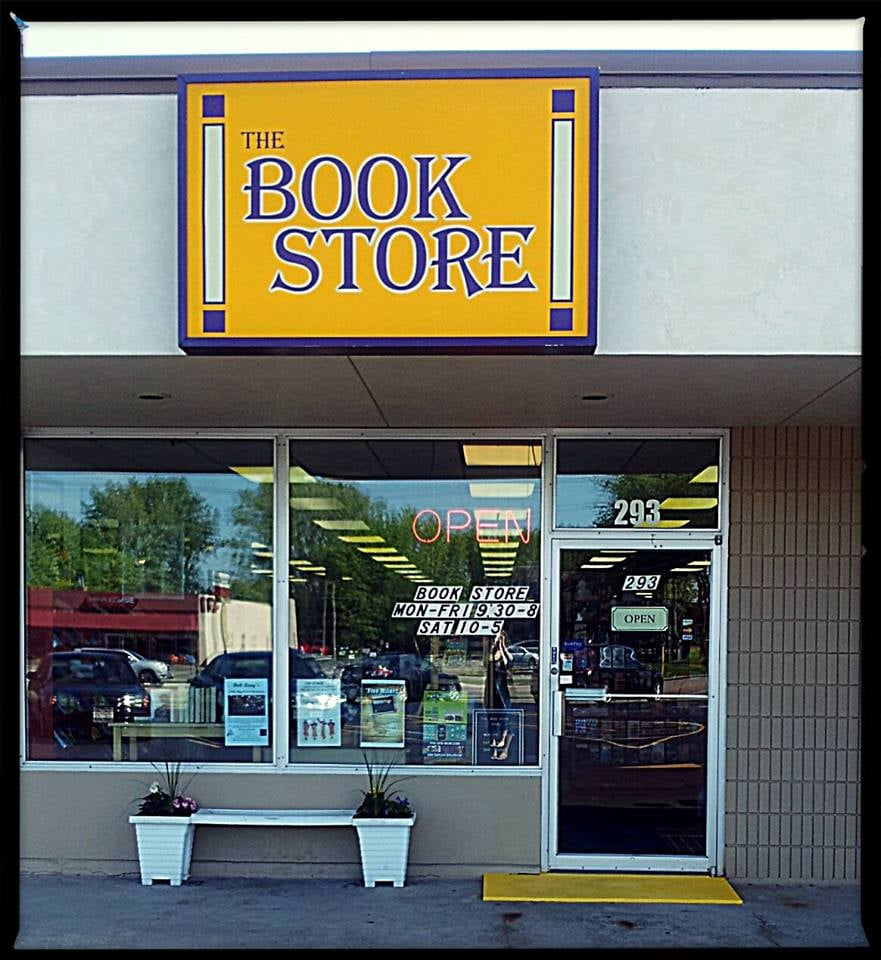 The Book Store: 293 W Northland Ave, Appleton, WI