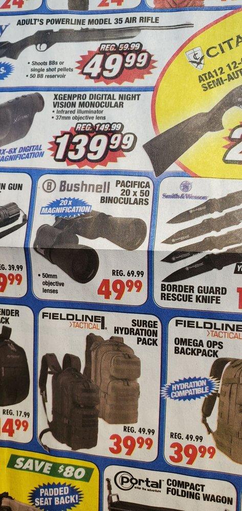 Big 5 Sporting Goods: 7604 Alameda St, Huntington Park, CA