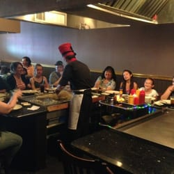 Photo Of Osaka Cortland Ny United States Birthday Party At The Hibachi