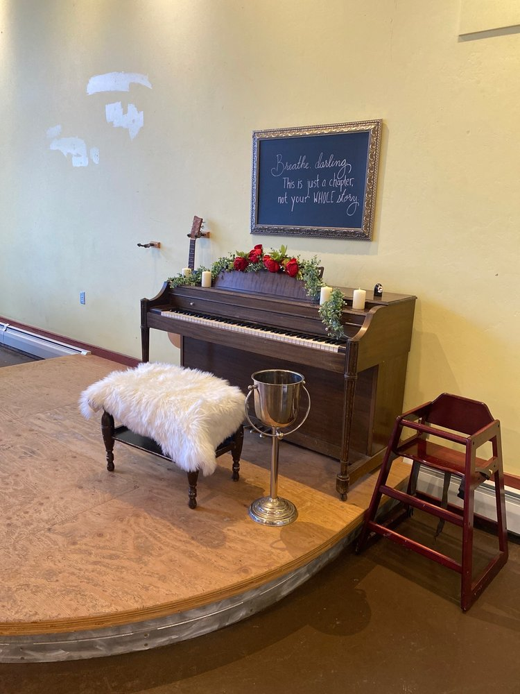 The Coffeesmith Cafe: 378 E Pioneer Ave, Homer, AK
