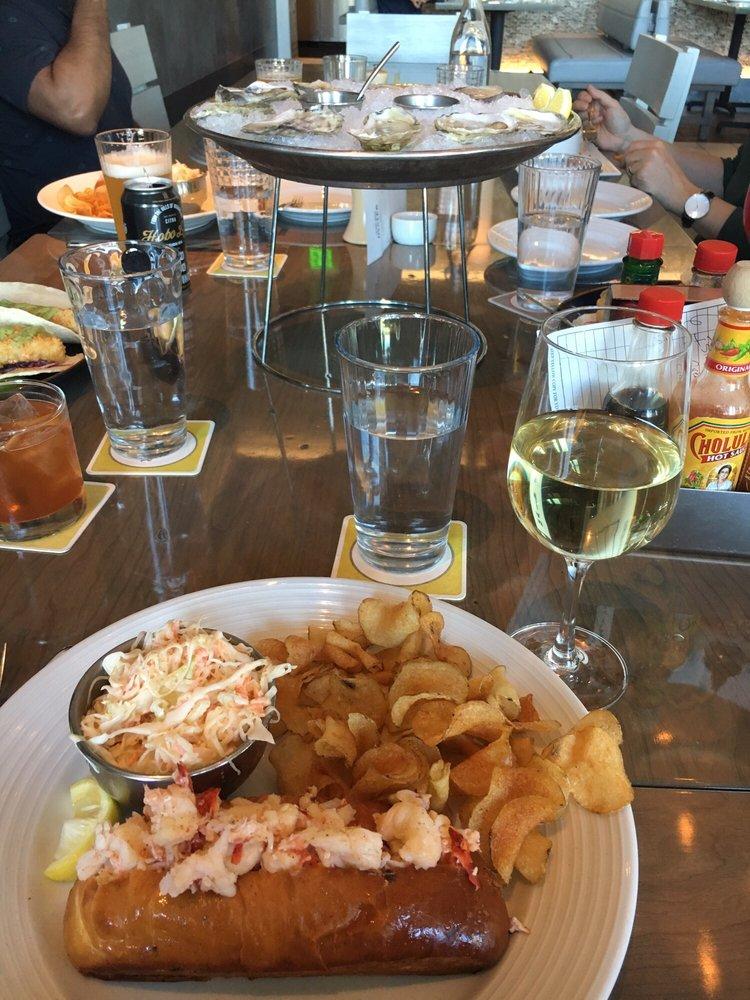 Oyster Island Burlington Review
