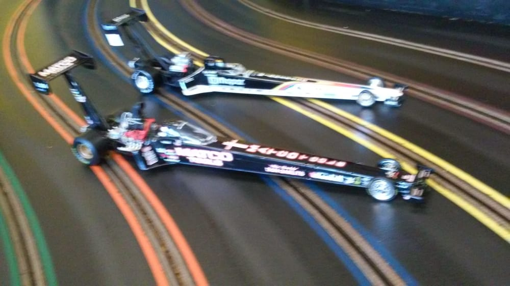 Slot car racing westland mi
