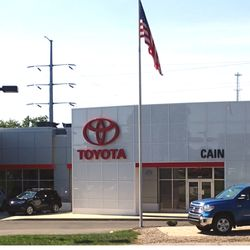 Superior Photo Of Cain Toyota   North Canton, OH, United States. Cain Toyota Fall