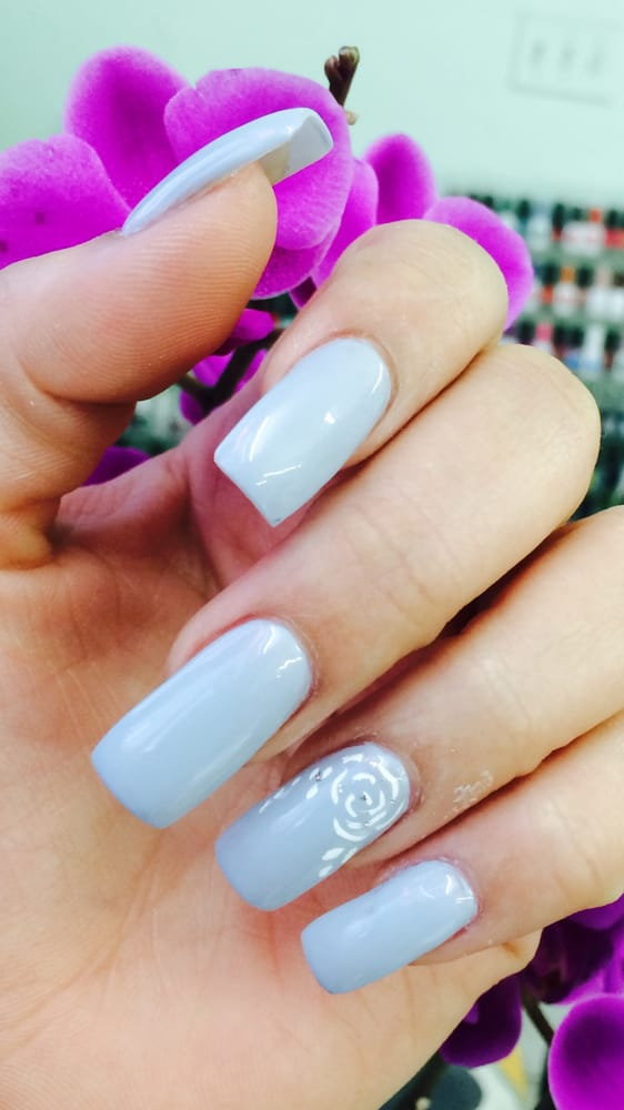 Lucky Nails & Spa: 12060 Valley Blvd, El Monte, CA