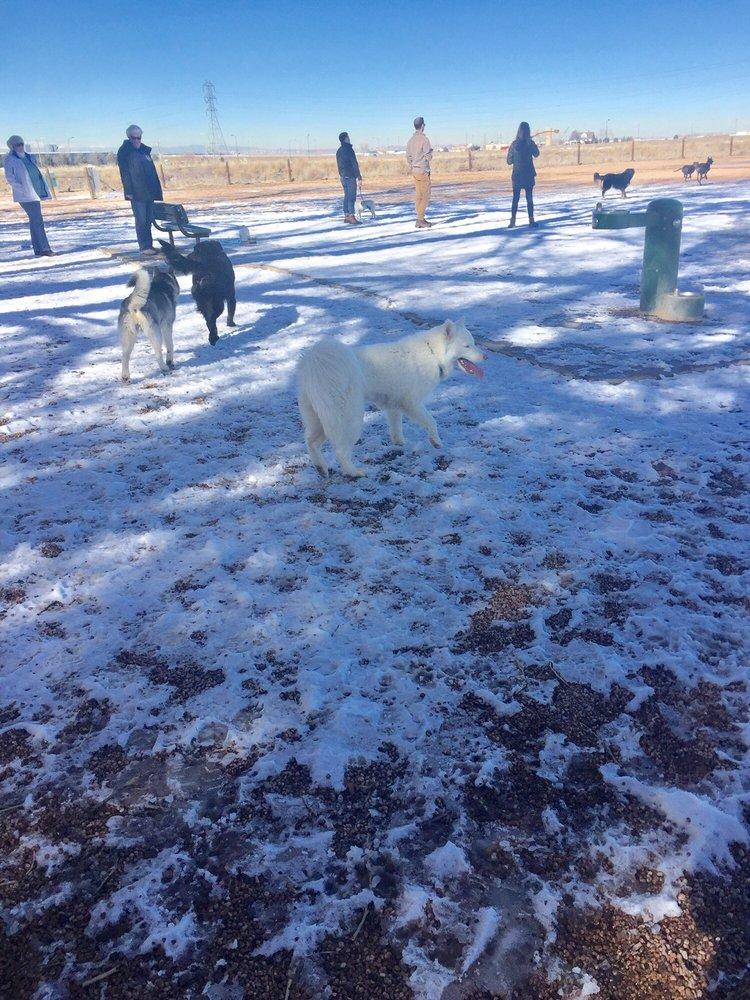 First Creek Dog Park: 10100 Havana St, Commerce City, CO
