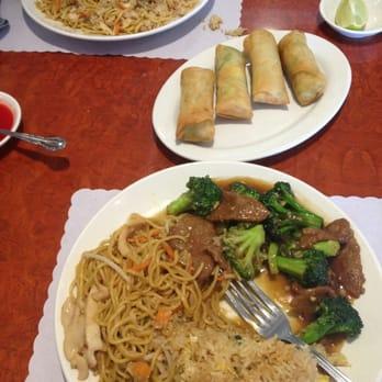 New Ocean Chinese Restaurant Santa Maria Ca