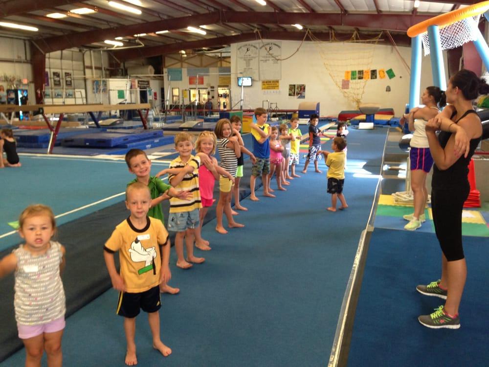 Denver School of Gymnastics: 5840 Lamar St, Arvada, CO