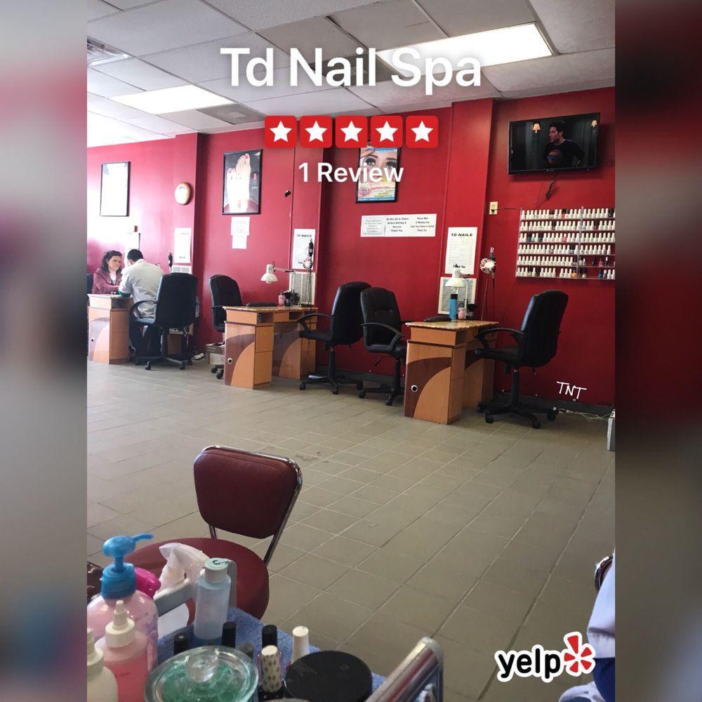 Td Nail Spa: 417 Spring St, Boonville, MO