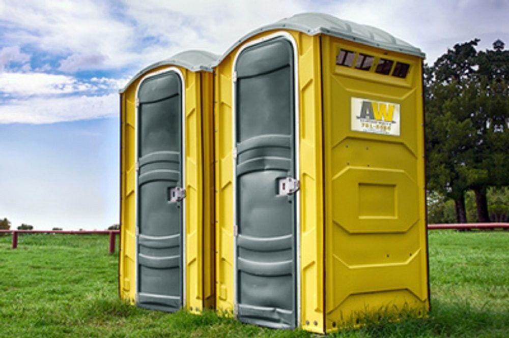 United Portable Toilet : Portable toilet rental arwoodwaste yelp