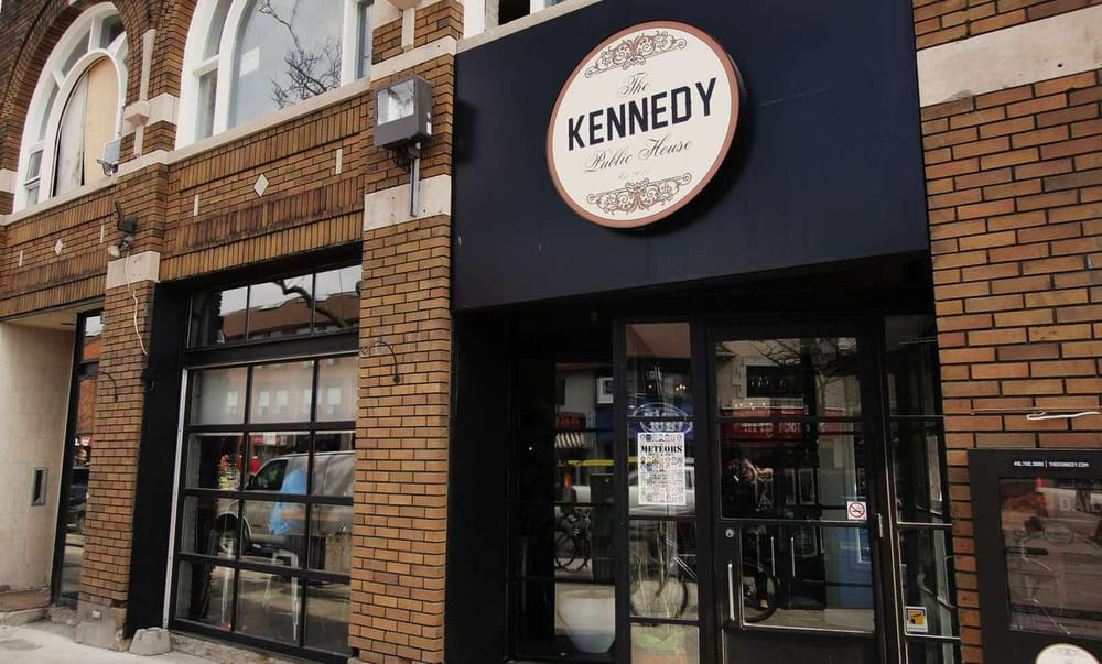 The Kennedy Restaurant Toronto Bloor West