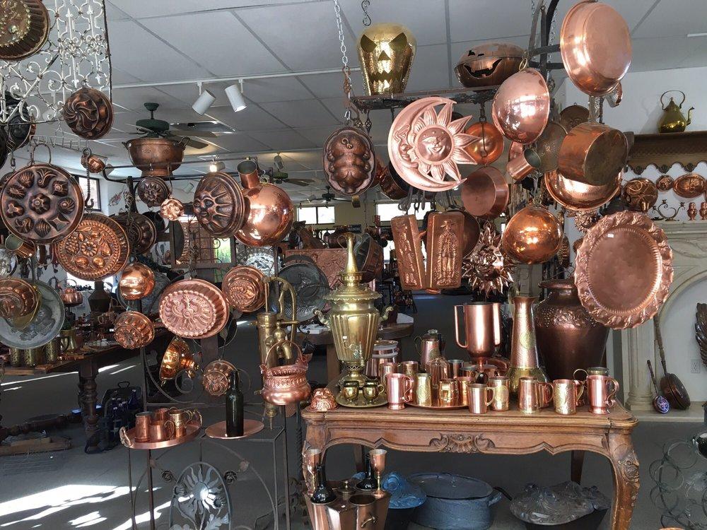 Copper Mountain Antiques: Historic Rte Us 89A, Jerome, AZ