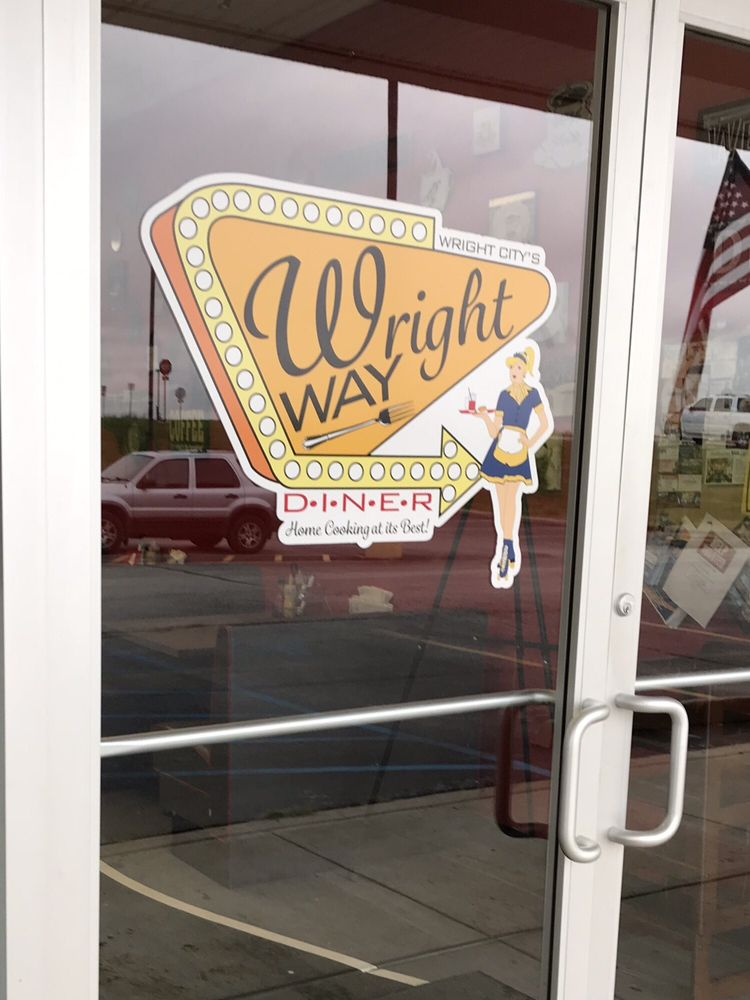 Wright Way Diner: 10 Wildcat Dr, Wright City, MO