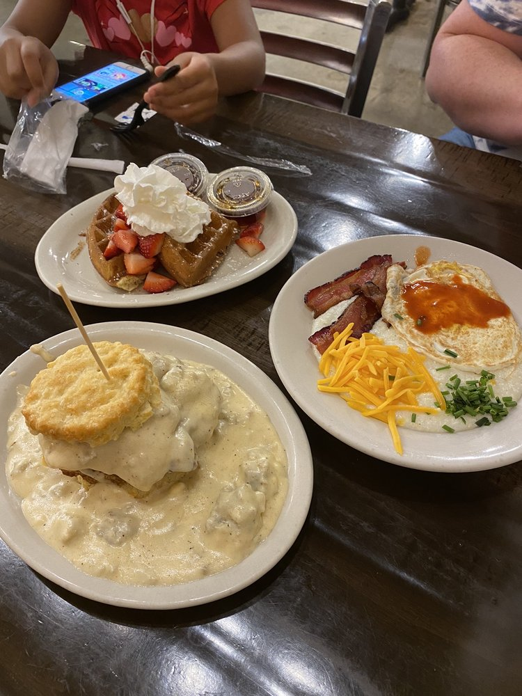 Food from Maple Street Biscuit Company - DT Greenville