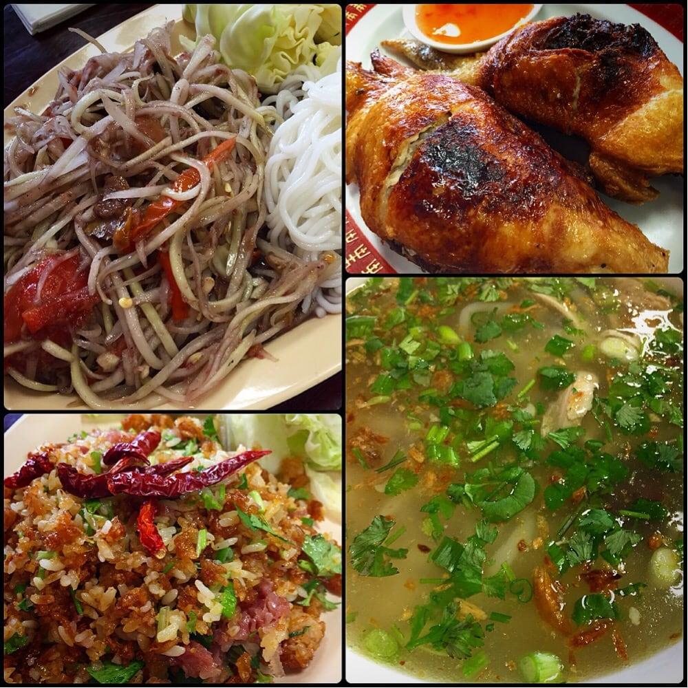 Asian Cafe Norwood Menu