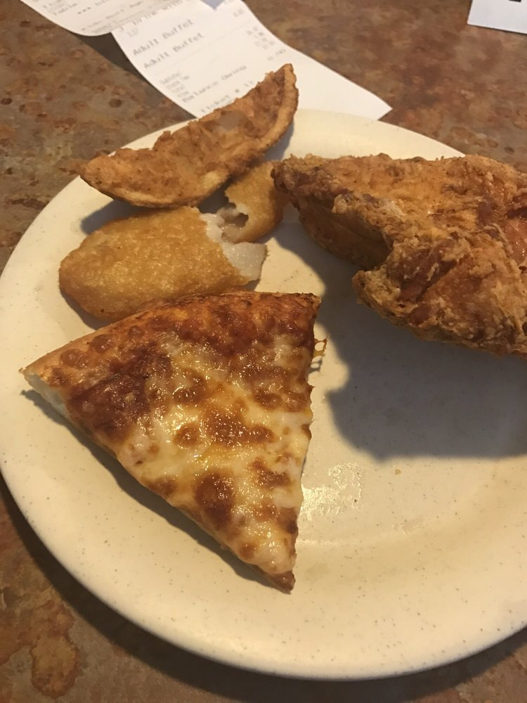 Pizza Ranch: 944 Center Ave, Oostburg, WI