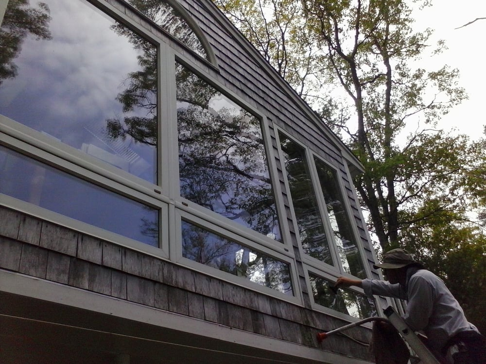 Sparkle King Window Cleaning: Buzzards Bay, MA