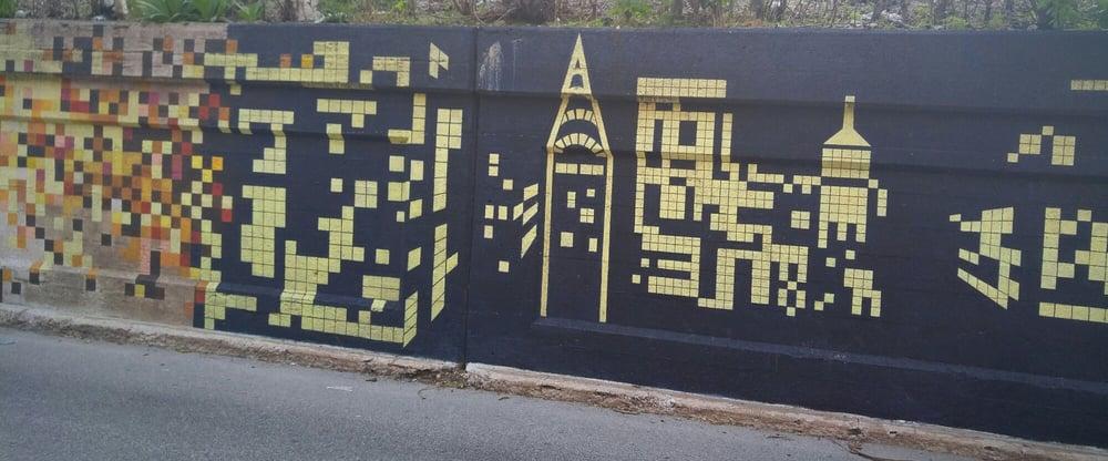 Mile of Murals: Glenwood & Estes, Chicago, IL