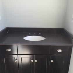 Photo Of Uxbridge Cabinet Center   Uxbridge, MA, United States. Bathroom  Vanity
