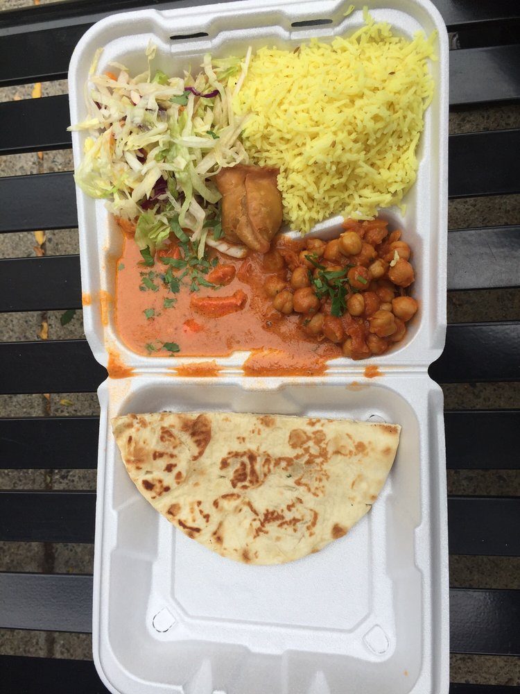 Indulge India Food truck