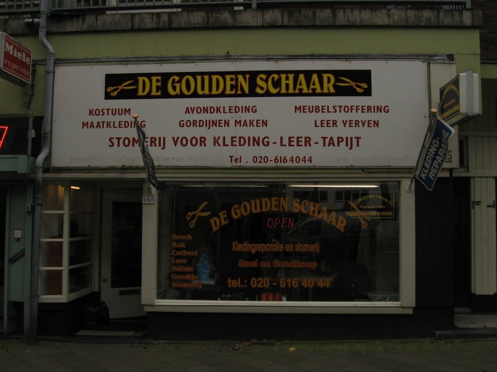 erom kledingreparatie de gouden schaar sewing alterations burg de vlugtlaan 206 geuzenveld amsterdam noord holland the netherlands phone number