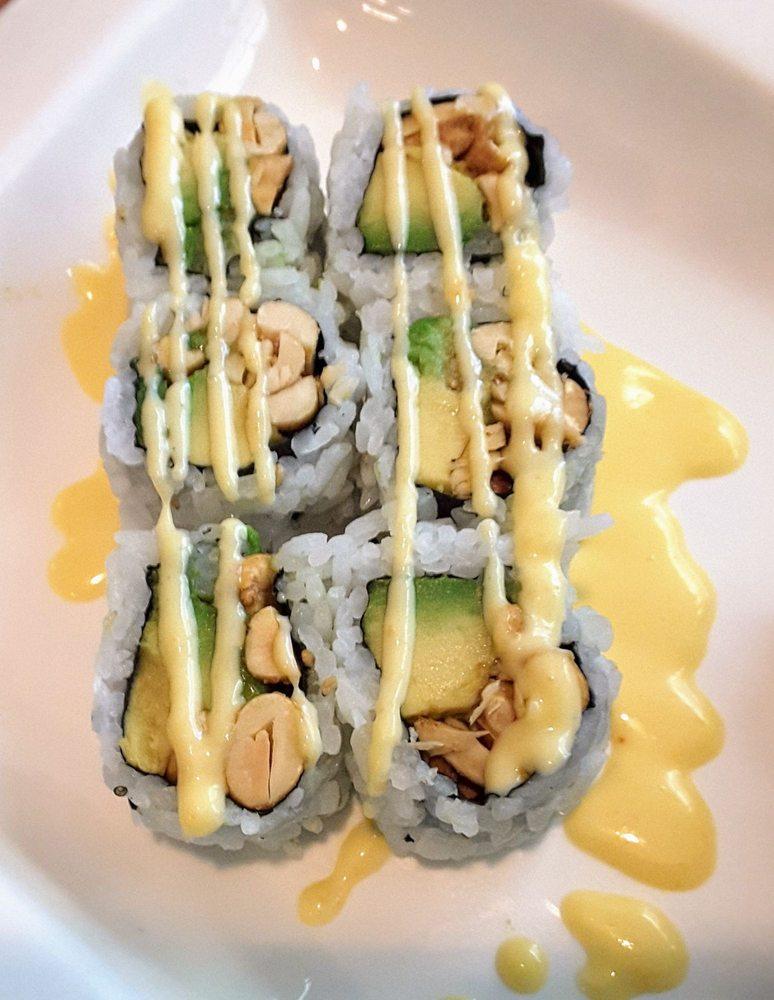 Food from Kabuki Japanese Restaurant