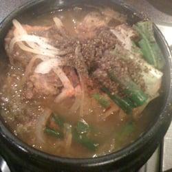 Photo Of Dae Bak Bon Ga Korean Restaurant Vancouver Bc Canada Spicy