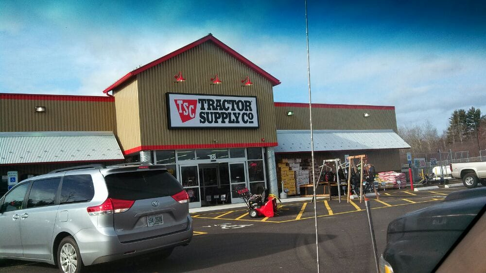 tractor supply   hardware stores   96 plaistow rd