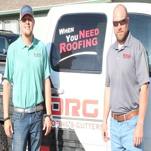 DRG Roofing & Gutters: 109 Church Aly, Brooks, GA