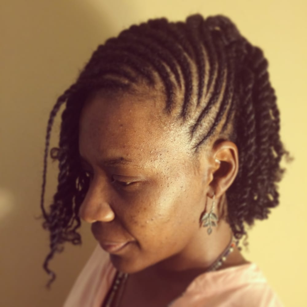 Natural Hair Lady Roswell Ga