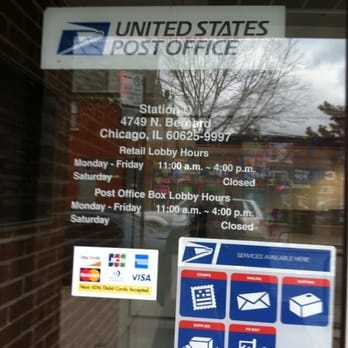 post office near me hours today