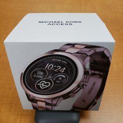 12ecc865bdfa Photo of Michael Kors - Bethesda, MD, United States. Michael Kors Smartwatch