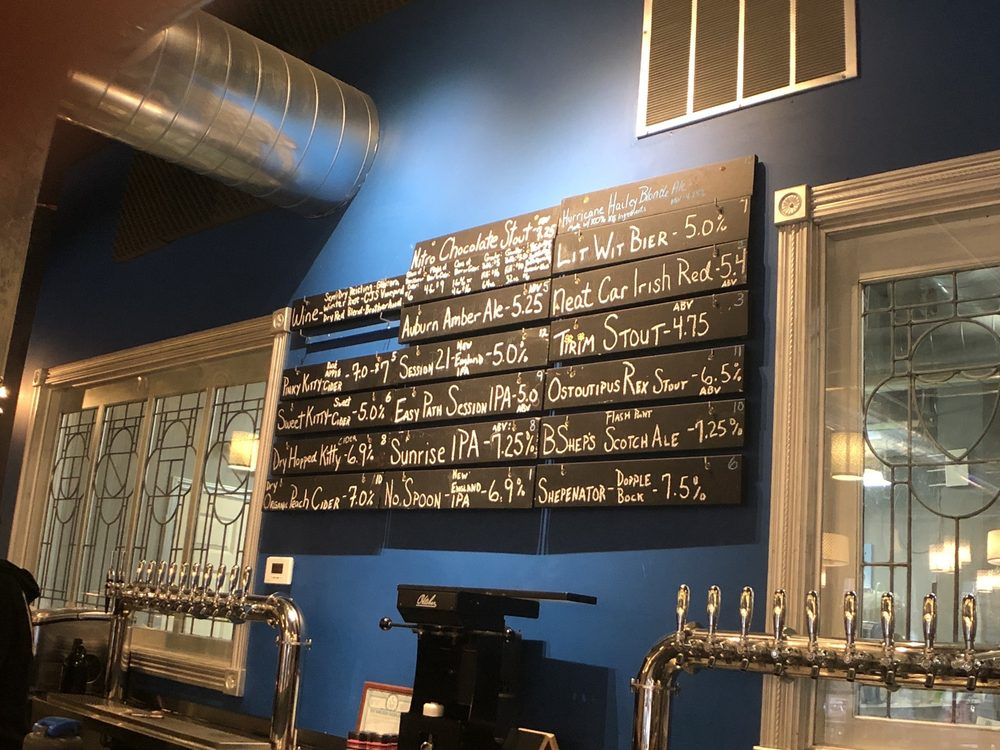 The Good Shepherds Brewing Company: 132 Genesee St, Auburn, NY
