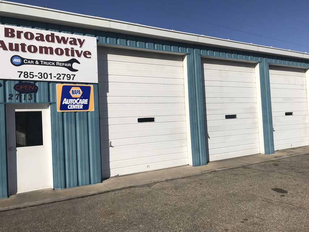 Broadway Automotive: 2713 Broadway Ave, Hays, KS