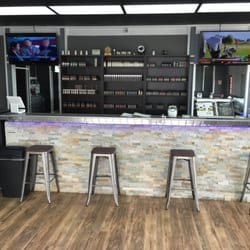 Photo Of Vape City   Conway, AR, United States. Tasting Bar.