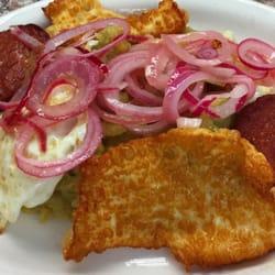 Photo Of Tropicana Restaurant Jersey City Nj United States Mangu Fried