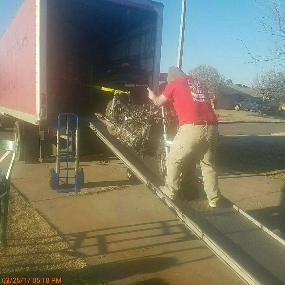Serenity Moving Services: 3217 Bart Conner Dr, Norman, OK