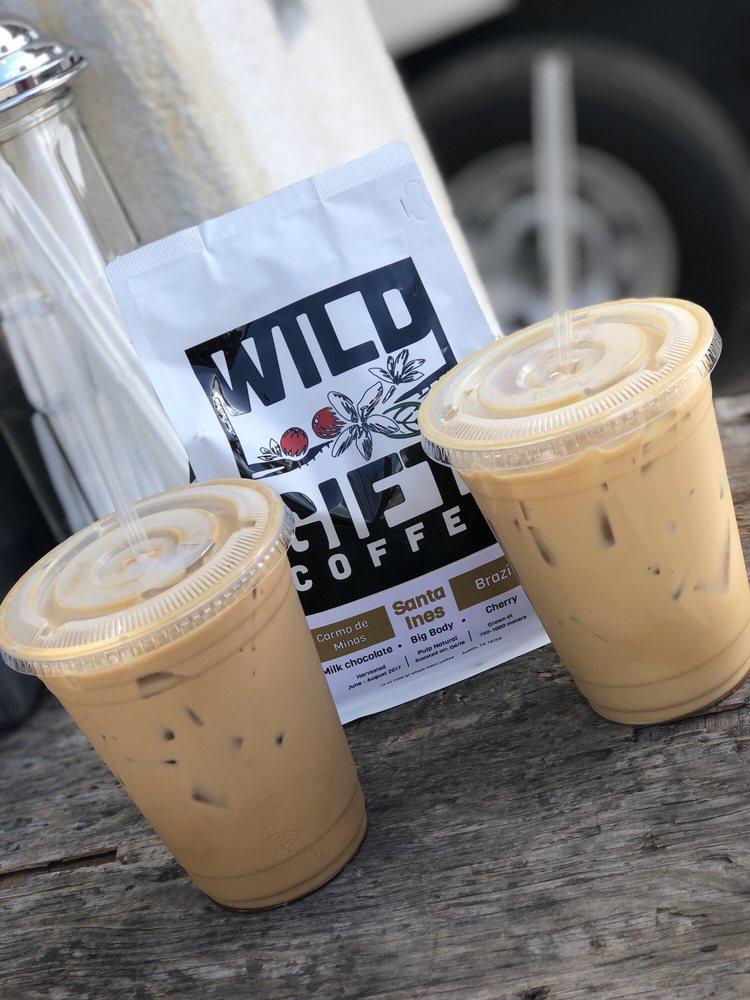 Theory Coffee Company: 2347 Nacogdoches Rd, San Antonio, TX