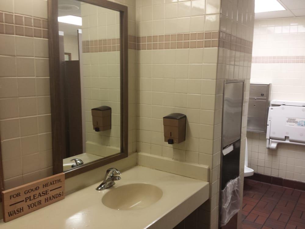 Bathroom Yelp men's bathroom - yelp