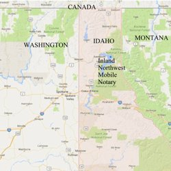 Inland Northwest Mobile Notary - Notaries - Sandpoint, ID - Phone
