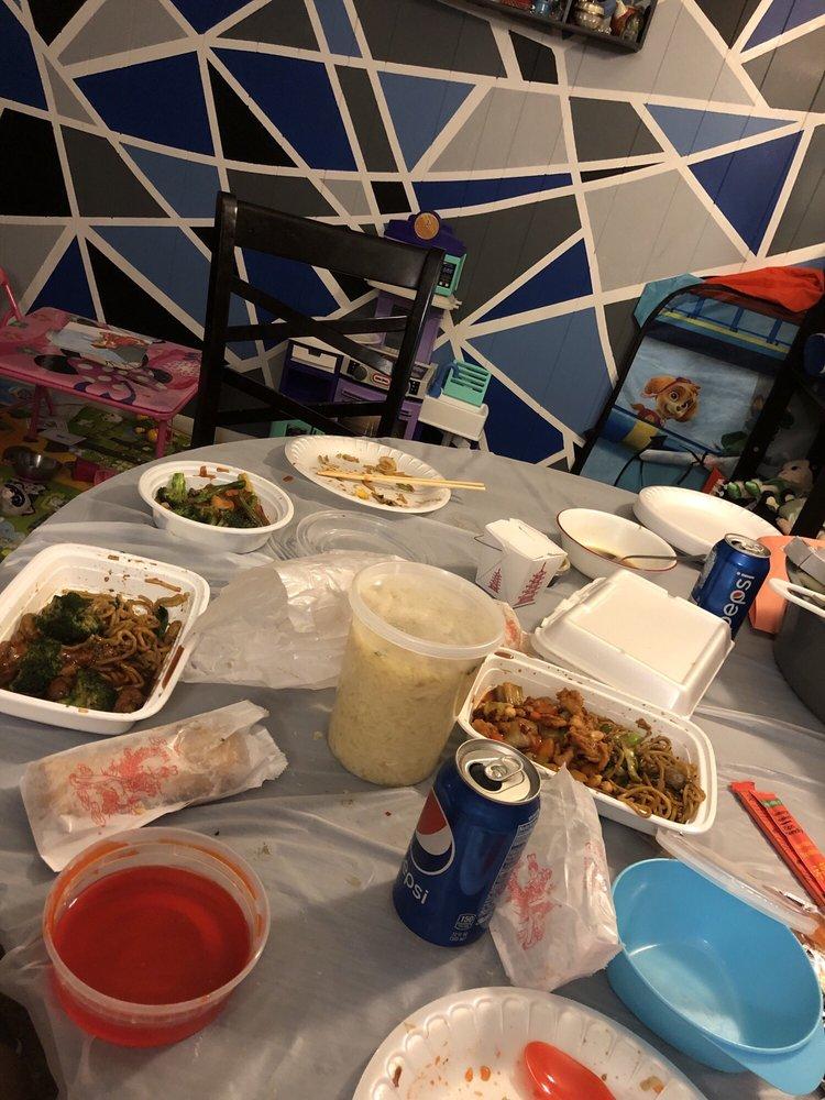 Ming Hong Chinese Restaurant: 675 High St, Burlington, NJ