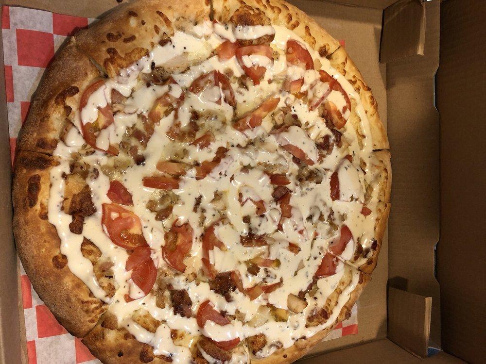 Mineo's Pizza: 2237 84th St SW, Byron Center, MI