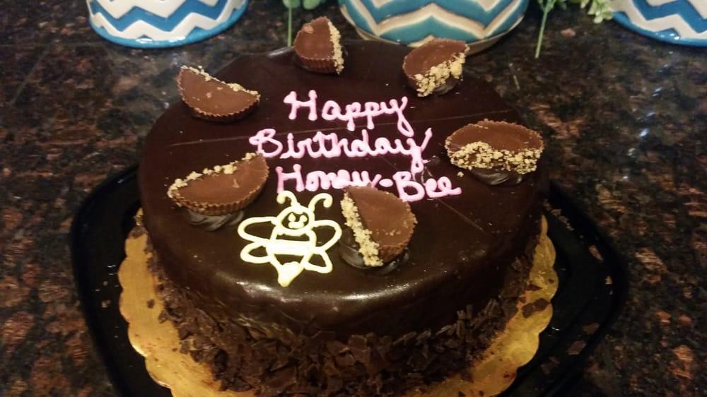 Love My Peanut Butter Playground Birthday Cake Yelp
